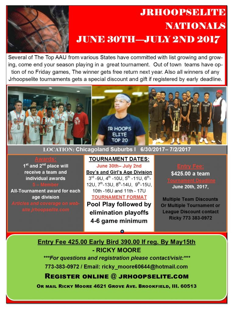2017 Jrhoopselite Nationals
